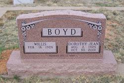 Dorothy Jean <i>Ware</i> Boyd