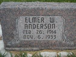 Elmer William Anderson