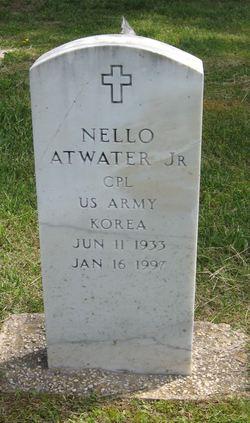 Nello Atwater, Jr