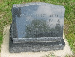George Bailey Autry