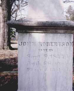 John Robertson, Esq.