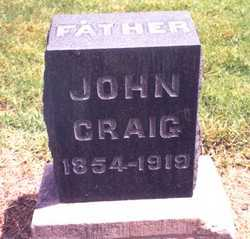 John William Jack Craig