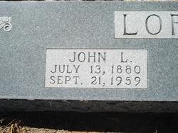 John Landrum Loftis