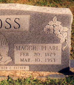 Maggie Pearl <i>Vaughan</i> Boss