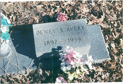 Dewey Sebastin Avery
