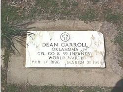 Joseph Dean Carroll