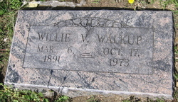 Willie <i>Valentine</i> Walkup