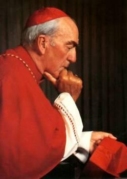 Cardinal Gerald Emmett Carter
