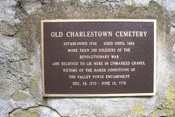 Charlestown Presbyterian Graveyard