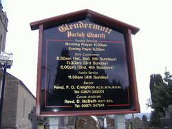 Glendermott Parish Church of Ireland Cemetery