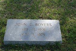 John C Boyers