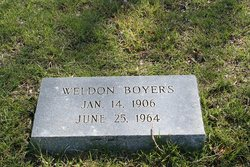 Weldon Boyers