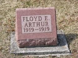 Floyd E Arthur