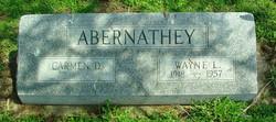 Wayne Lawson Abernathey