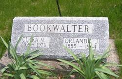 Clara May <i>Sherrard</i> Bookwalter