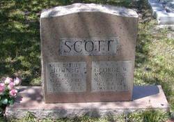 George Washington Scott