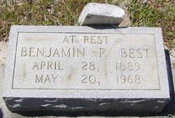 Benjamin P. Best