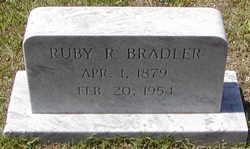 Ruby R. Bradler