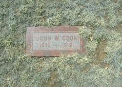 John Wesley Cook, Sr