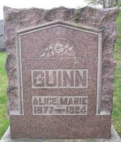Alice Marie <i>King</i> Guinn
