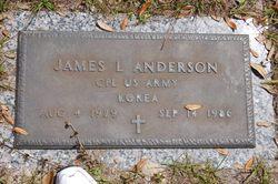 James L Anderson