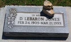 Dudley LeBaron Jones