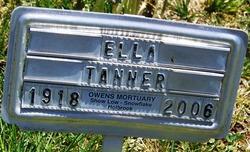 Ella Tanner
