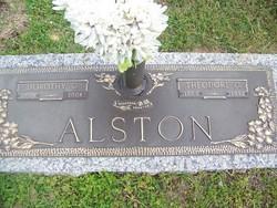 Dorothy G Alston