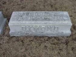Persis <i>Robertson</i> Dymond