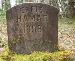 Effie Hamar
