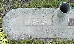 George W. Watson