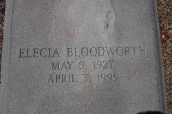 Elecia Bloodworth