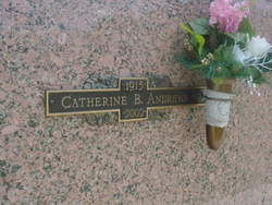Catherine Dahl <i>Broadfield</i> Andrews