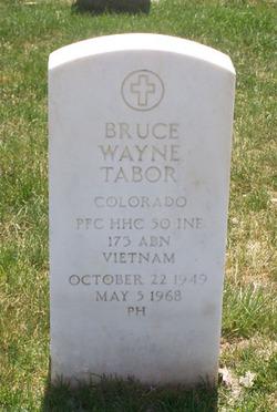 Bruce Wayne Tabor