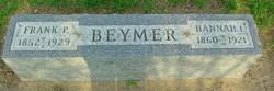 Hannah I. <i>Rogers</i> Beymer