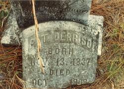 Pennsylvania Temprence Pensy <i>Farmer</i> Deriso
