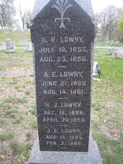 A. E. Lowry