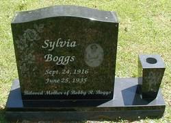 Sylvia Boggs