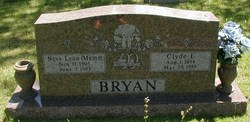 Neva Leon Meme <i>McAlvain</i> Bryan