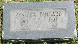 Rebecca <i>Keifer</i> Bullard