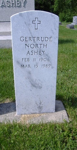 Gertrude North Ashby