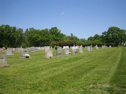 Courtney Baptist Church Cemetery