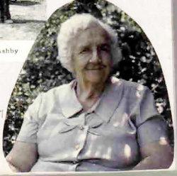 Florence Olive <i>Dee</i> Ashby