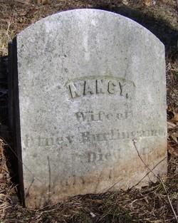 Nancy <i>Mason</i> Burlingame