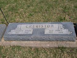 Claudine Mary <i>Masters</i> Creviston