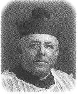 Rev George A. Crimmen