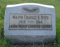 Charles K. Boyd