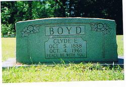 Clyde E. Boyd