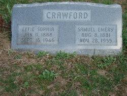 Samuel Emery Crawford