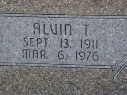 Alvin T. Stahel